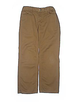 Wrangler Jeans Co Khakis Size 10 (Husky)