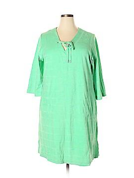 Stan Herman Casual Dress Size 1X (Plus)