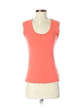 Cynthia Rowley TJX Sleeveless T-Shirt Size S