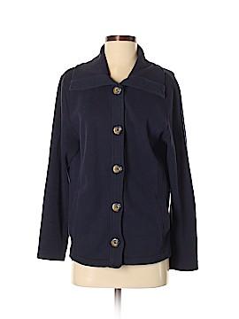 Karen Scott Sport Cardigan Size M