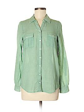 Josie Long Sleeve Button-Down Shirt Size XS