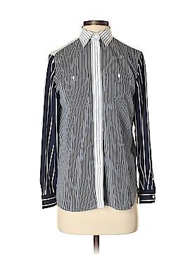 Lauren by Ralph Lauren Long Sleeve Button-Down Shirt Size XS (Petite)