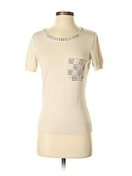 Carmen Carmen Marc Valvo Short Sleeve Top Size XS