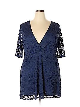 Misia Casual Dress Size 2X (Plus)