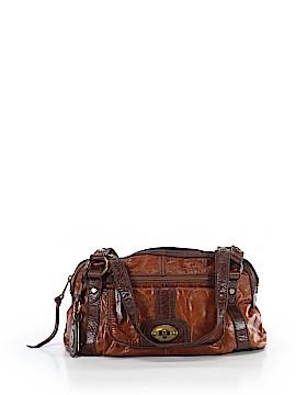 Fossil Leather Shoulder Bag One Size