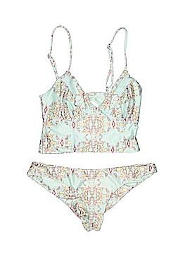 Tori Praver Two Piece Swimsuit Size S