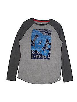 DC* Long Sleeve T-Shirt Size 18 - 20