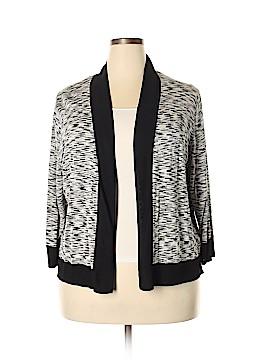 NIPON BOUTIQUE Cardigan Size 2X (Plus)