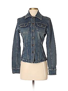Live A Little Denim Jacket Size P (Petite)