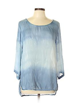 Prontomoda Giusy 3/4 Sleeve Blouse Size XL