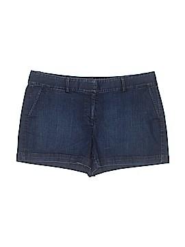 Ann Taylor LOFT Denim Shorts Size 14