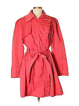Jessica Simpson Trenchcoat Size 1X (Plus)