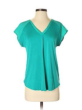 Adrienne Vittadini Short Sleeve Blouse Size S
