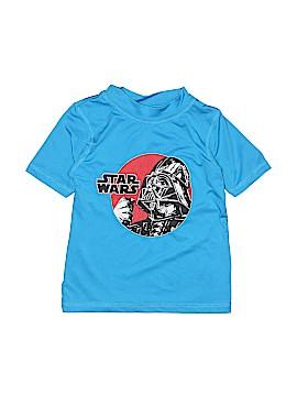 Star Wars Rash Guard Size 5T