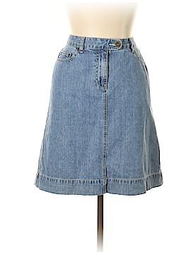 Christopher & Banks Denim Skirt Size 12