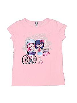 Free Style Short Sleeve T-Shirt Size 10