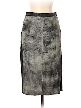 Stella & Jamie Casual Skirt Size M