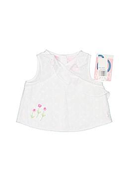 Baby! Sleeveless Blouse Size 3-6 mo