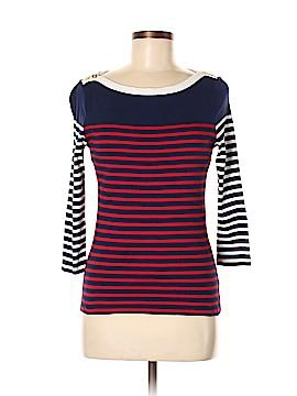 Lauren by Ralph Lauren 3/4 Sleeve T-Shirt Size M