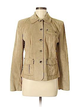 Style&Co Leather Jacket Size M