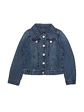Gap Kids Denim Jacket Size X-Small (Kids)