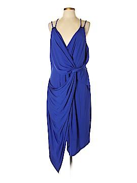 City Chic Casual Dress Size 20 Plus (L) (Plus)