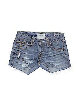 Taverniti So Jeans Denim Shorts 25 Waist