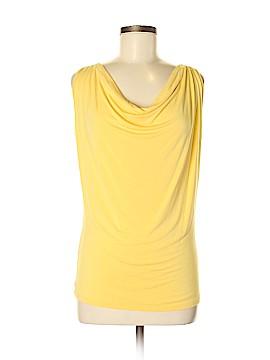August Silk Sleeveless Top Size M
