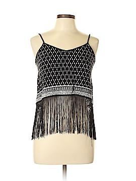 H&M Loves Coachella Sleeveless Blouse Size 10