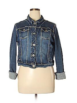 Maurices Denim Jacket Size XL