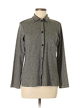 L.L.Bean Long Sleeve Button-Down Shirt Size 0