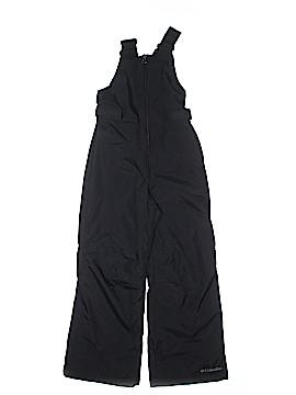 Columbia Snow Pants With Bib Size X-Small  (Kids)