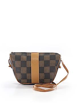 Fendi Leather Crossbody Bag One Size