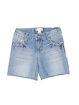 Xhilaration Denim Shorts Size 7/8