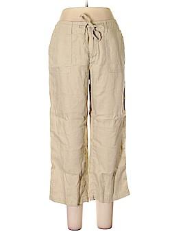Liz Claiborne Linen Pants Size 8