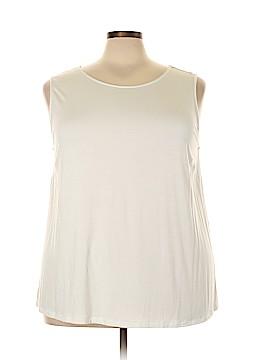 Jessica London Sleeveless T-Shirt Size 22/24 (Plus)