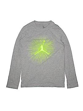 Jordan Long Sleeve T-Shirt Size X-Large (Youth)