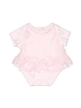 Baby Biscotti Short Sleeve Onesie Size 6 mo