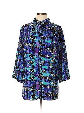 BonWorth 3/4 Sleeve Blouse Size XL