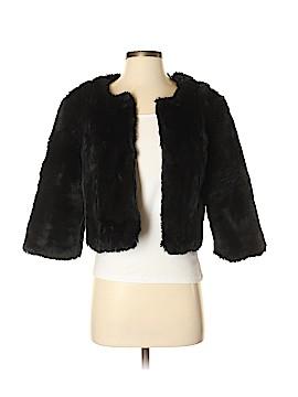 LC Lauren Conrad Faux Fur Jacket Size S