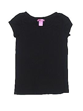 Aqua Short Sleeve T-Shirt Size 10