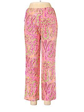 Ralph Lauren Black Label Silk Pants Size 8