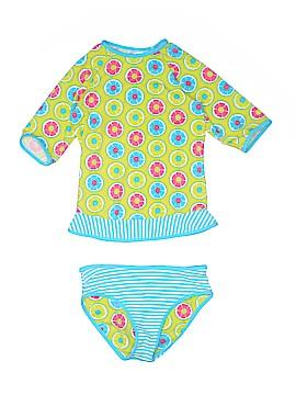 Chez Ami Two Piece Swimsuit Size 10