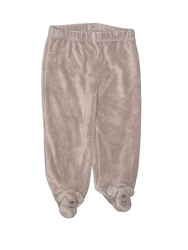 Carter's Girls Velour Pants Size 9 mo