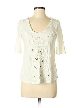 Meadow Rue Short Sleeve Top Size M