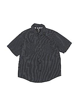 Shaun White Short Sleeve Button-Down Shirt Size X-Small  (Kids)