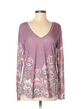 One World Long Sleeve T-Shirt Size M