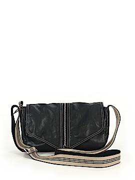 Giorgio Armani Leather Crossbody Bag One Size