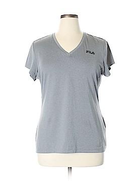 Fila Short Sleeve T-Shirt Size XL
