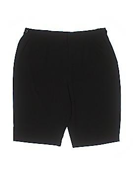 Larry Levine Dressy Shorts Size 18 (Plus)